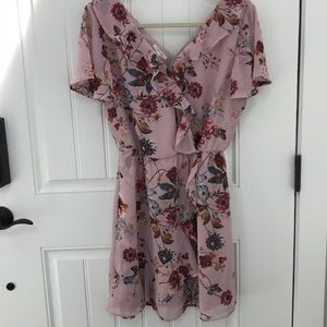 NEW Maurices Wrap Style Dress